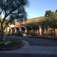 Photo taken at Hyatt Regency Indian Wells Resort & Spa by Edward B. on 4/21/2013