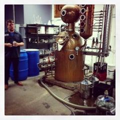 Photo taken at GrandTen Distilling by Edward B. on 8/23/2014