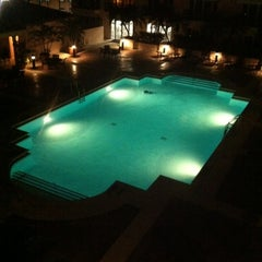 Photo taken at Hyatt Regency Coral Gables by Aaron L. on 12/10/2012