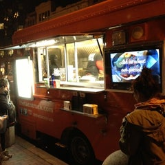 Photo taken at The Taco Truck by Lasha K. on 12/4/2012