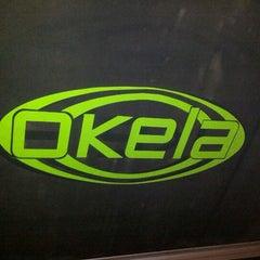 Photo taken at Okela by Jon R. on 11/23/2012