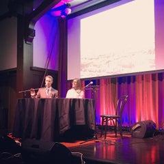 Photo taken at Swedish American Hall by Matthew on 1/16/2016