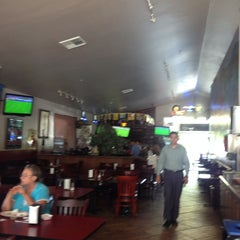 Photo taken at El Grullense Grill by Anthony J. on 7/27/2014
