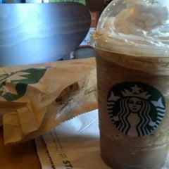 Photo taken at Starbucks by Angela B. on 11/9/2013