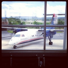 Photo taken at Lehigh Valley International Airport (ABE) by Eian N. on 6/28/2013