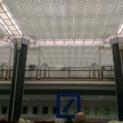 Photo taken at Deutsche Bank by Tim on 1/25/2013