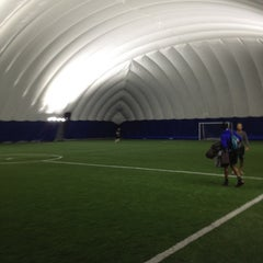 Photo taken at Soccerworld Polson Pier by Max on 12/8/2012