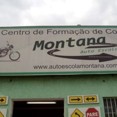 Photo taken at Auto Escola Montana by Gustavo D. on 9/17/2013