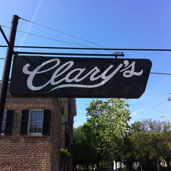 Photo taken at Clary's Cafe by Bill H. on 4/26/2013