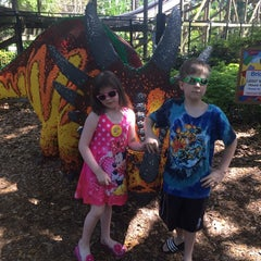 Photo taken at Coastersaurus by Beth D. on 4/3/2014