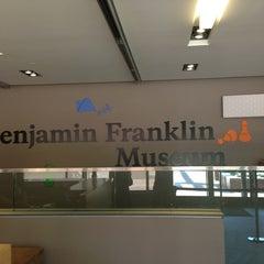 Photo taken at Benjamin Franklin by Blake G. on 8/26/2013