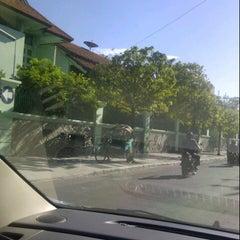 Photo taken at SMP Negeri 1 Surabaya by Rustina Ernawati P. on 5/3/2013