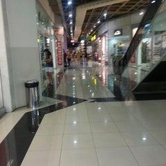 Photo taken at Araçatuba Shopping by Fernando M. on 3/9/2013