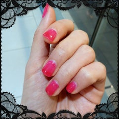 Photo taken at The Nail status by Lulu C. on 1/30/2015
