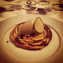 Photo taken at Le Gavroche by Louise on 1/29/2013