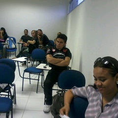 Photo taken at Faculdades INTA - Anexo B by Marcos V. on 4/17/2013