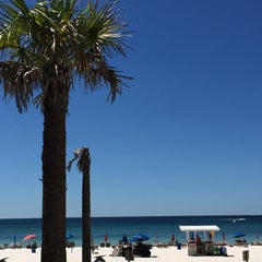 Photo taken at Panama City Beach, FL by Michael H. on 9/18/2015