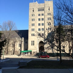 Photo taken at Indiana Memorial Union by Qian H. on 2/24/2013