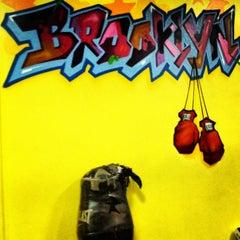 Photo taken at CKO Kickboxing of Carroll Gardens by Jeanne L. on 10/2/2013