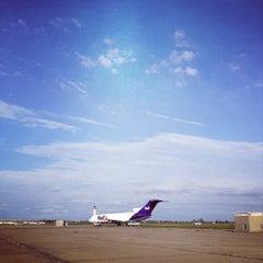 Photo taken at Kansas City International Airport (MCI) by Joe M. on 10/4/2012