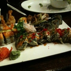 Photo taken at Fulin's Asian Cuisine by Jennifer on 12/9/2012