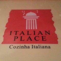 Photo taken at Italian Place by Rodrigo on 11/23/2013
