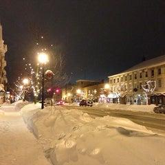Photo taken at Cazenovia by Brian D. on 12/28/2012