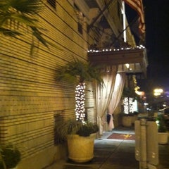 Photo taken at Hotel deLuxe by Albert G. on 12/8/2012