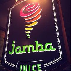Photo taken at Jamba Juice by Rin R. on 1/18/2014