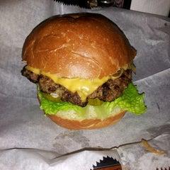 Photo taken at Pop's Burger by Jose M. on 1/22/2013