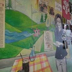 Photo taken at Waveland Cafe by Jeneen on 2/18/2013