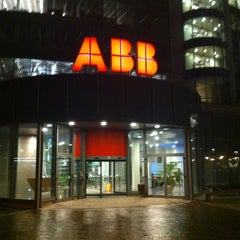 Photo taken at ABB Italia by David M. on 11/19/2013
