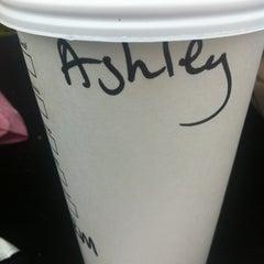Photo taken at Starbucks by Ashley K. on 8/3/2013