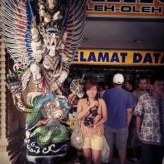 Photo taken at Executive Lounge Soekarno-Hatta International Airport by Win K. on 4/1/2013
