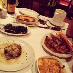 Photo taken at Fleming's Prime Steakhouse & Wine Bar by Kristen J. on 3/3/2013