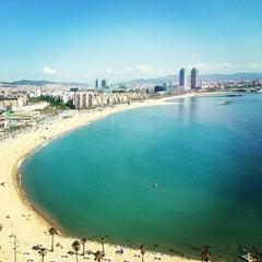Das Foto wurde bei W Barcelona von Kaя K. am 5/4/2013 aufgenommen