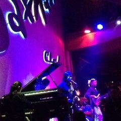 Photo taken at Saxn'art Jazz Club by Heungsub L. on 10/2/2014