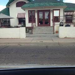 Photo taken at Hob Nobs Cafe & Spirits by Jesse James F. on 3/19/2012