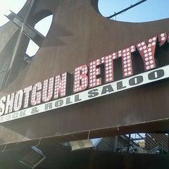 Photo taken at Shotgun Betty's by Dave M. on 3/29/2012