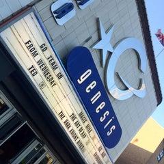 Photo taken at Genesis Cinema by Ade O. on 7/29/2012