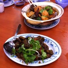 Photo taken at Kok Sen Restaurant by Paul L. on 12/1/2011