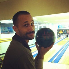 Photo taken at Shatto 39 Lanes by Kevin M. on 3/17/2012