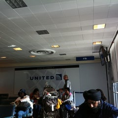 Photo taken at Gate F7A by Dee W. on 8/10/2011