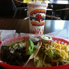 Photo taken at Torchy's Tacos by Mikey :. on 8/24/2011