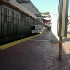 Photo taken at Balboa Park BART Station by Czarina G. on 10/28/2011