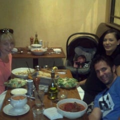 Photo taken at Osteria Cicchetti by Gabrielle L. on 7/9/2012