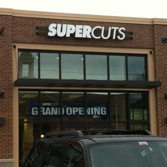 Photo taken at Supercuts by Martin O. on 5/11/2011