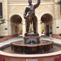 Photo taken at USC School of Cinematic Arts (SCA) by Jeff T. on 5/25/2012