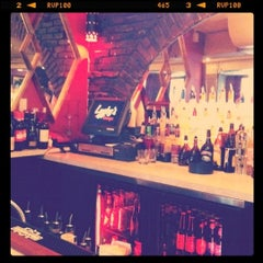 Photo taken at Lucky's Lounge by Jrossosaurus on 3/6/2011