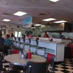 Photo taken at Andy's Burgers Shakes & Fries by Tim A. on 7/17/2011